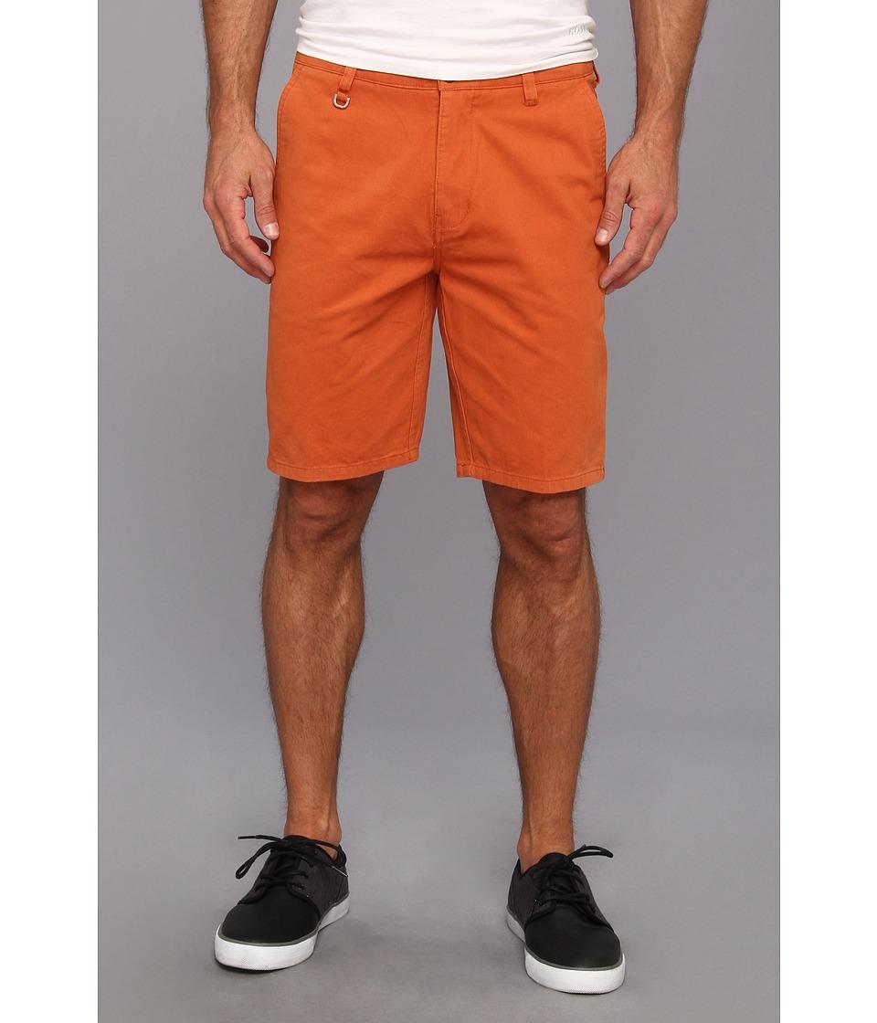 Rip Curl Epic Chino Walkshort Mens Shorts (Orange)
