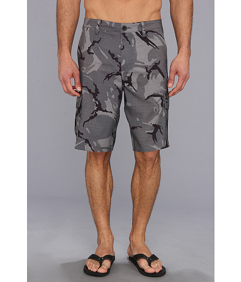 Rip Curl - Mirage Cargo 3 Boardwalk (Grey) Men's Shorts