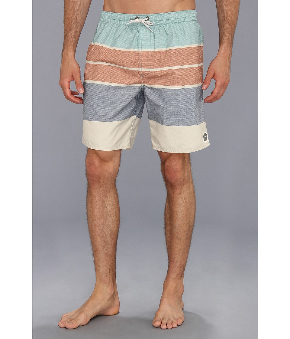 Rip Curl Pitts Ez Boardwalk Mens Shorts (Blue)