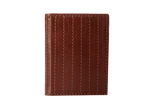 Original Penguin - Leather Wallet (Tan) Wallet Handbags