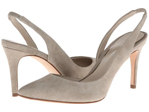 Elie Tahari - Lana (Khaki Suede) High Heels