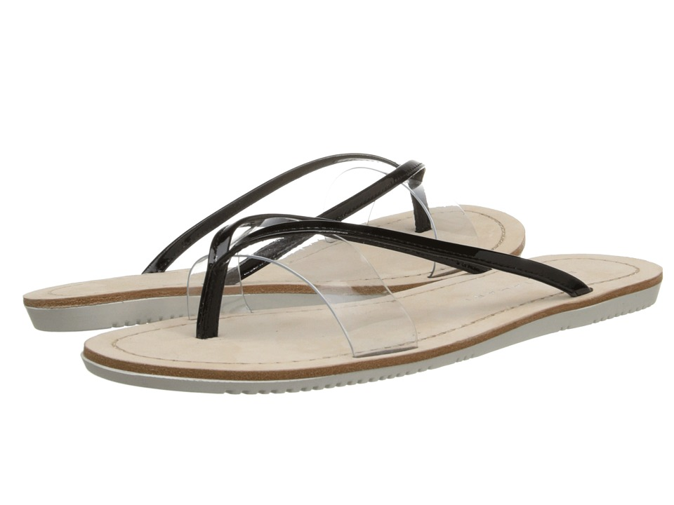 Elie Tahari - Negroni (Black/Clear) Women's Sandals