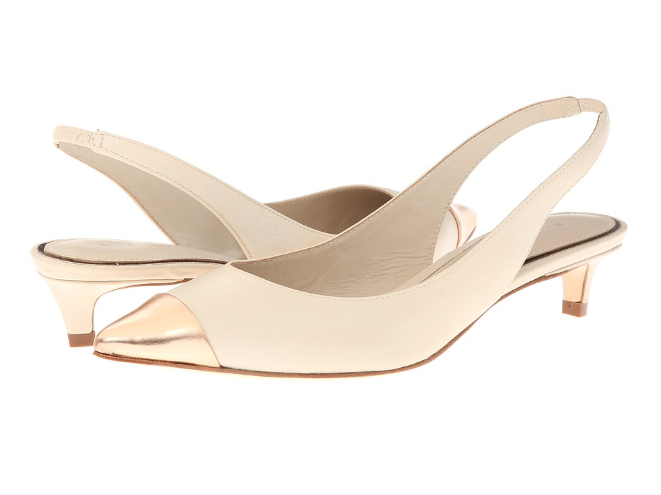 Elie Tahari - Sacha (Rose/Bone) Women's Shoes