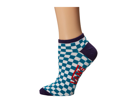 Vans - No Show (Blue Eclipse) Women's Low Cut Socks Shoes