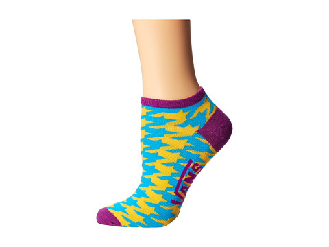 Vans - No Show (Mustard) Women's Low Cut Socks Shoes