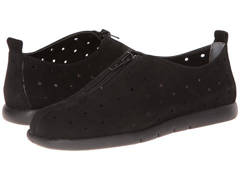 Aerosoles - Skip Away (Black Nubuck) Women's Shoes