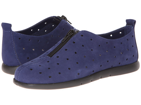 Aerosoles - Skip Away (Dark Blue Nubuck) Women's Shoes