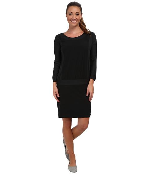 Royal Robbins - Alpine Velvet Dress (Jet Black) Women