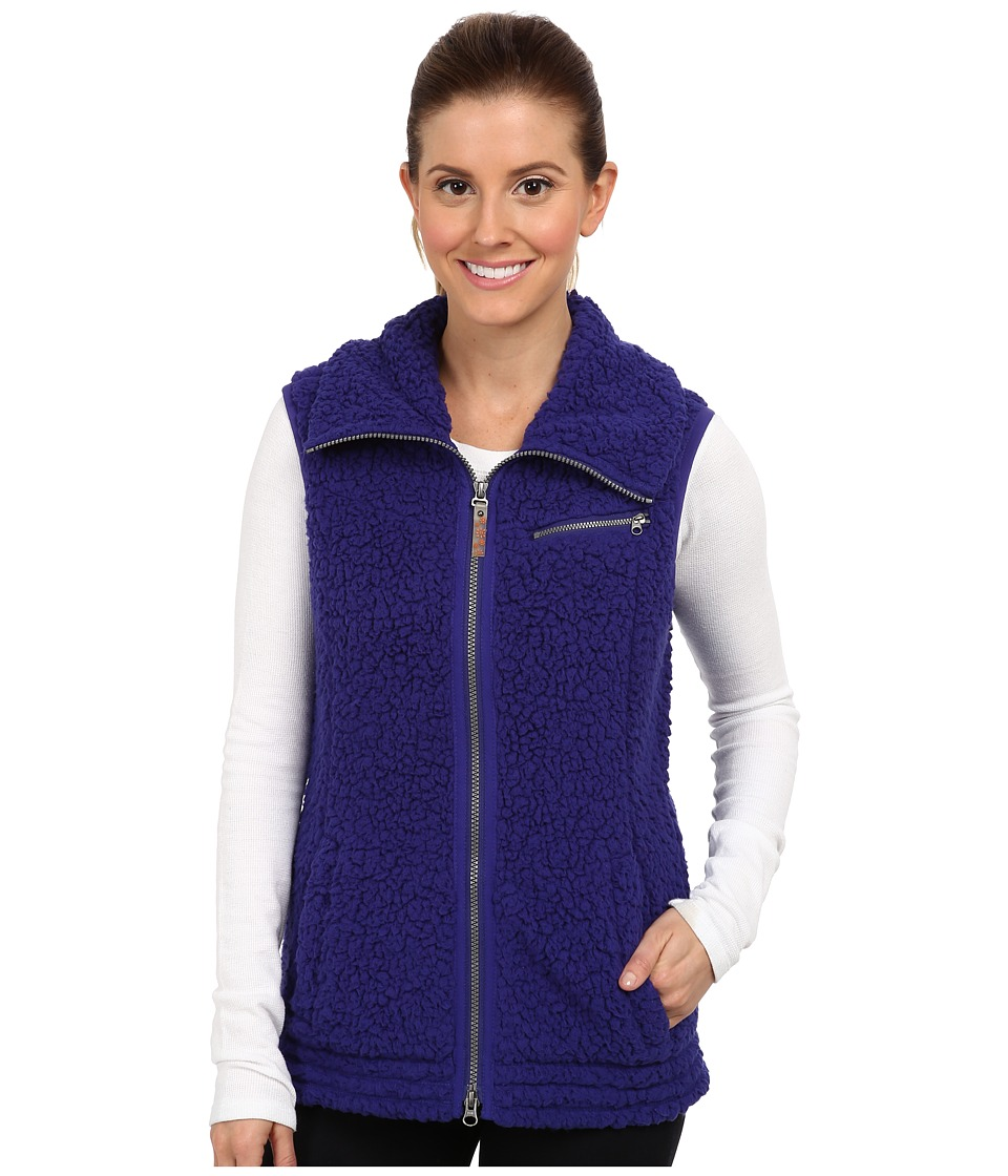 Royal Robbins - Snow Wonder Vest (Royal Purple) Women's Coat