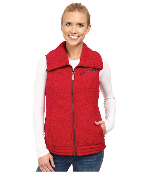 Royal Robbins - Snow Wonder Vest (Pomegranate) Women