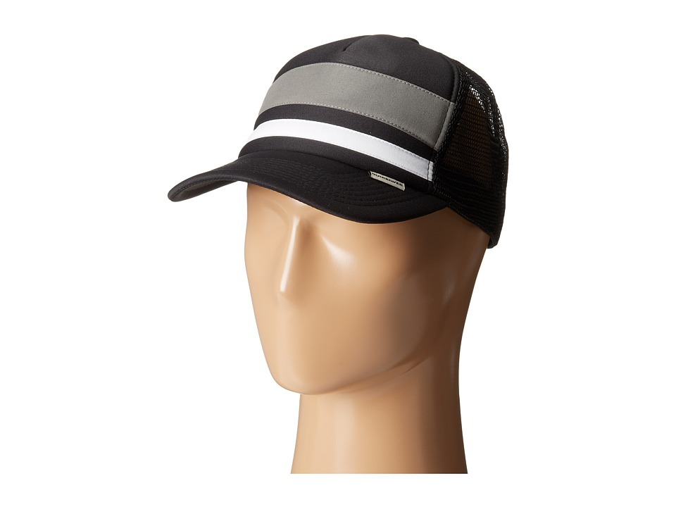 Quiksilver - Soul Hat (Black) Caps