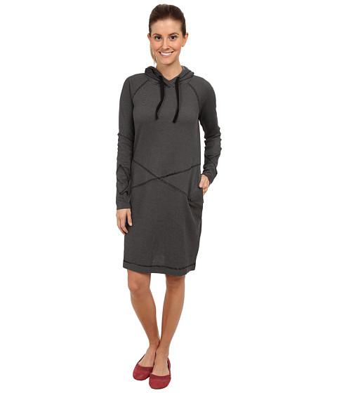 Royal Robbins - Torrey Thermal Dress (Jet Black) Women
