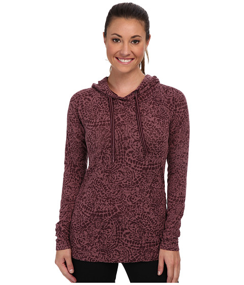 Royal Robbins - Flora Hoodie (Blackberry) Women