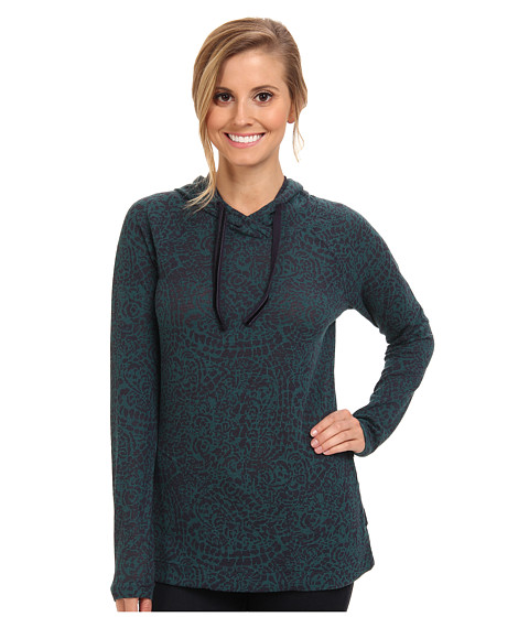 Royal Robbins - Flora Hoodie (Eclipse) Women's Sweatshirt