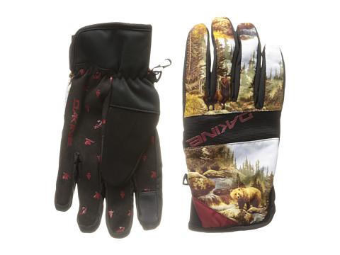 Dakine - Crossfire Glove (Paradise) Snowboard Gloves