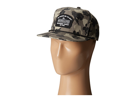 Quiksilver - Poker Hat (Camo) Caps