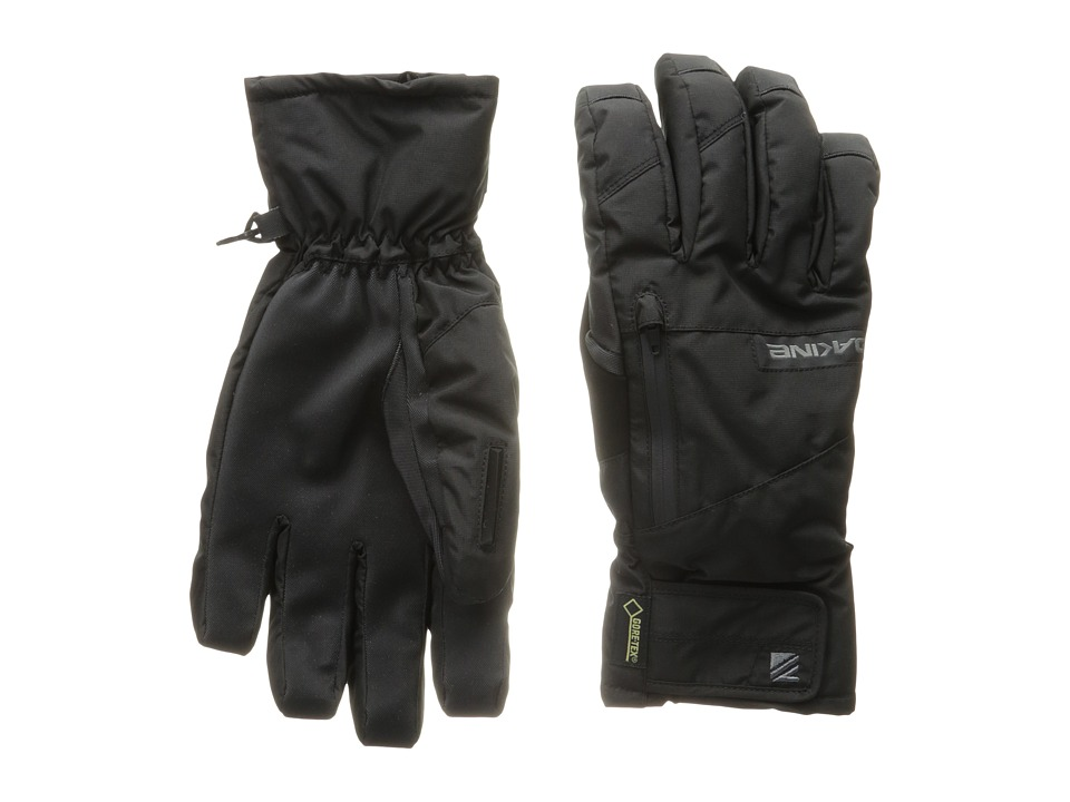 Dakine - Titan Short (Black Stripes) Extreme Cold Weather Gloves