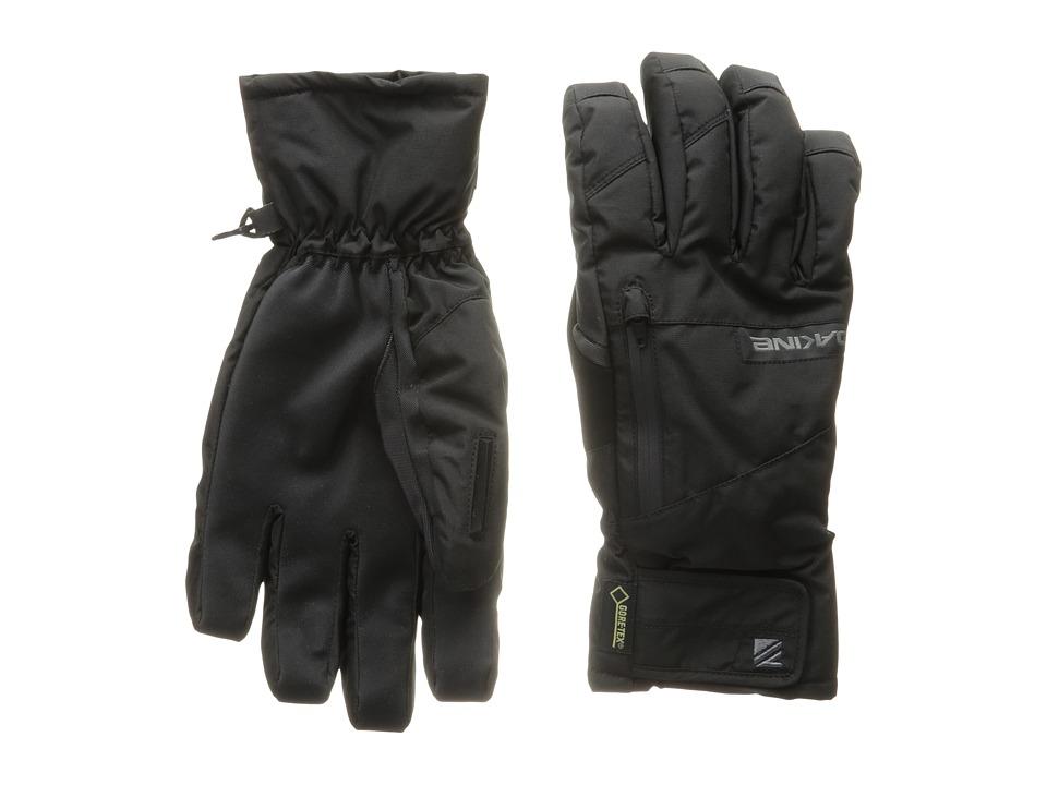 Dakine - Titan Short (Black Stripes) Extreme Cold Weather Gloves