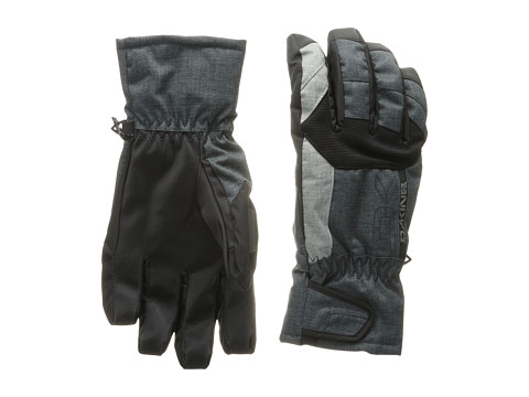 Dakine - Scout Short Glove (Carbon) Extreme Cold Weather Gloves