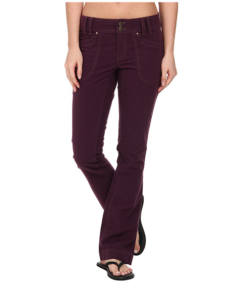 Royal Robbins - Moleskin Pant (Blackberry) Women