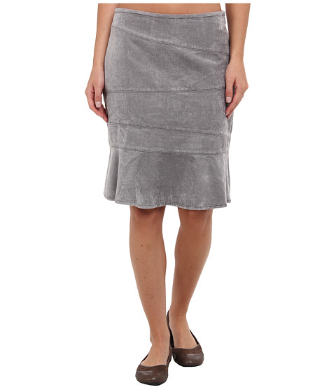 Royal Robbins - Carly Skirt (Pewter) Women's Skirt