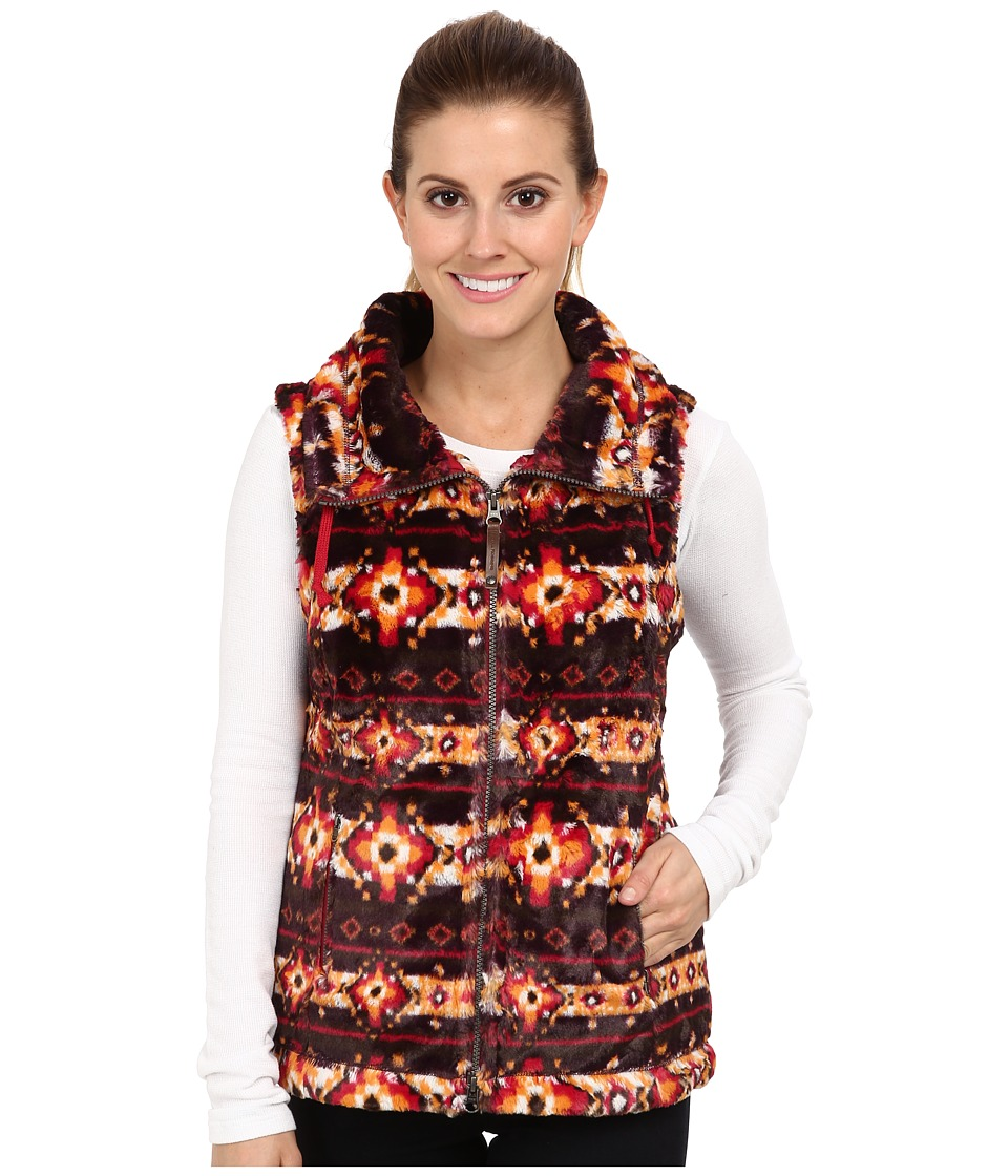 Royal Robbins - Arrowhead Fleece Vest (Blackberry) Women