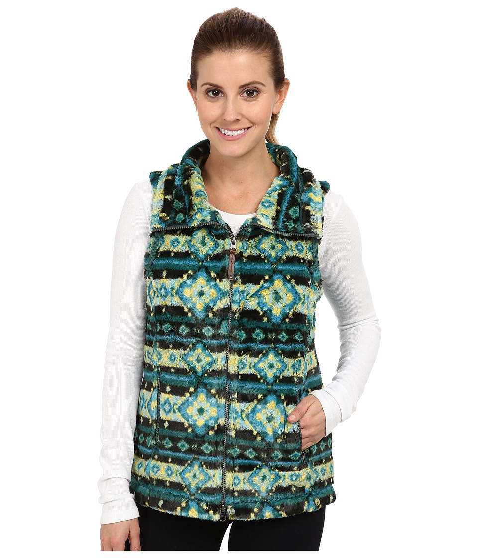 Royal Robbins - Arrowhead Fleece Vest (Dark Blizzard Blue) Women