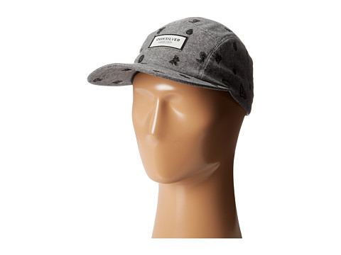 Quiksilver - Vacation Hat (Black) Baseball Caps