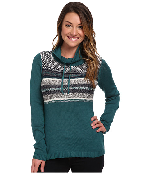 Royal Robbins - Zoe Scrunch Neck (Dark Atmosphere) Women's Sweater