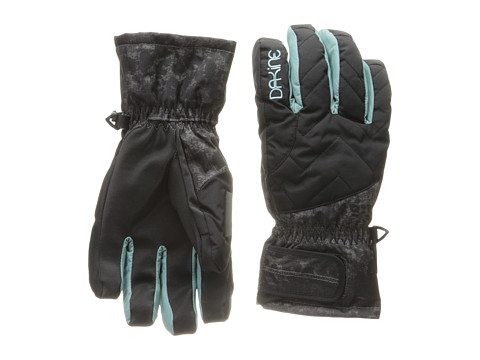 Dakine - Camino Short Glove (Leopard) Extreme Cold Weather Gloves