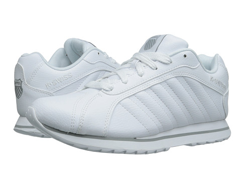 K-Swiss - Verstad III S (White/Storm) Men's Shoes