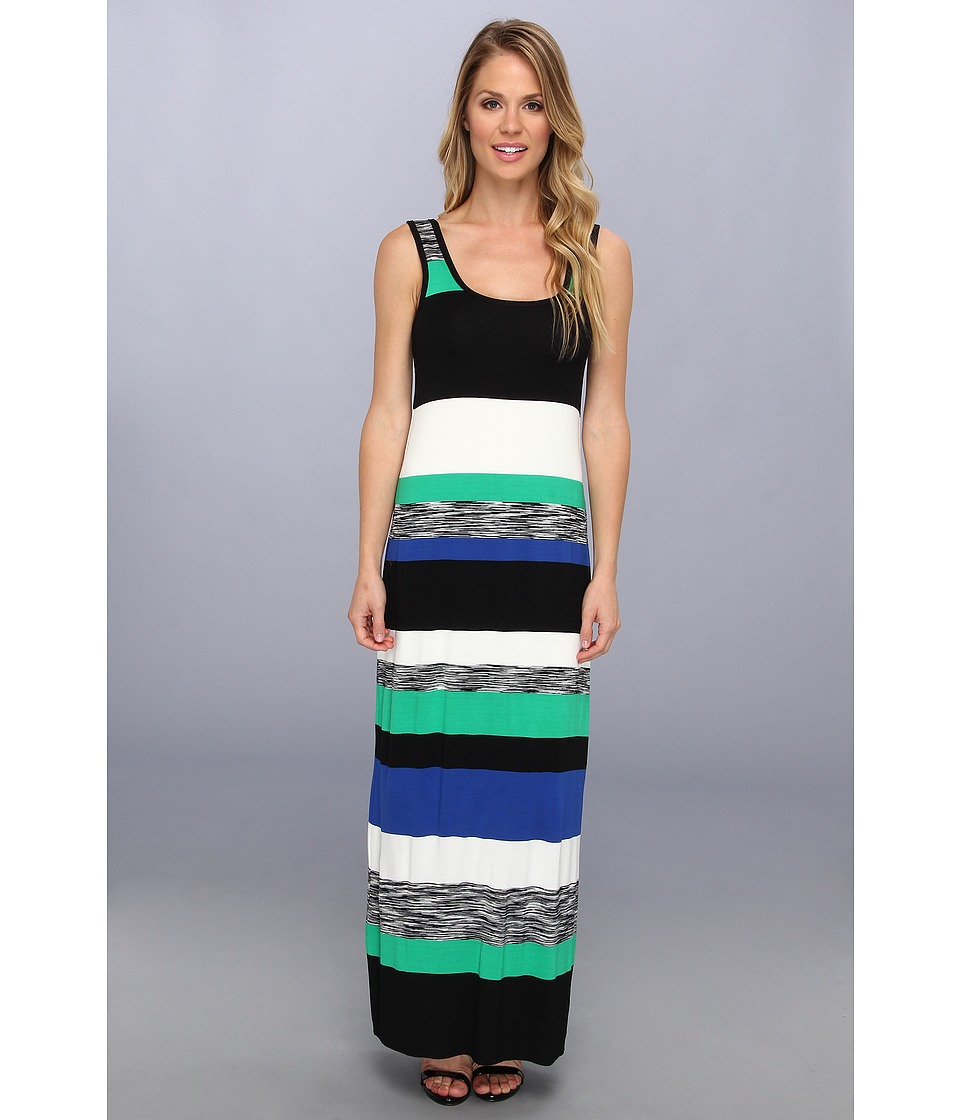 Bailey 44 - Co-Driver Dress (Sudan Stripe) Women's Dress