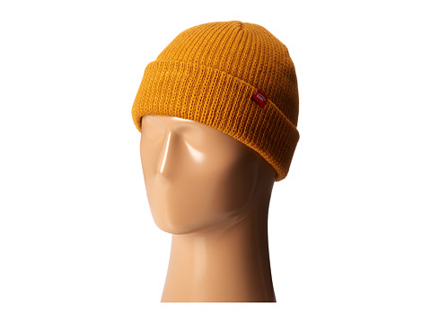Vans - Core Basics Beanie (Buck Brown) Beanies