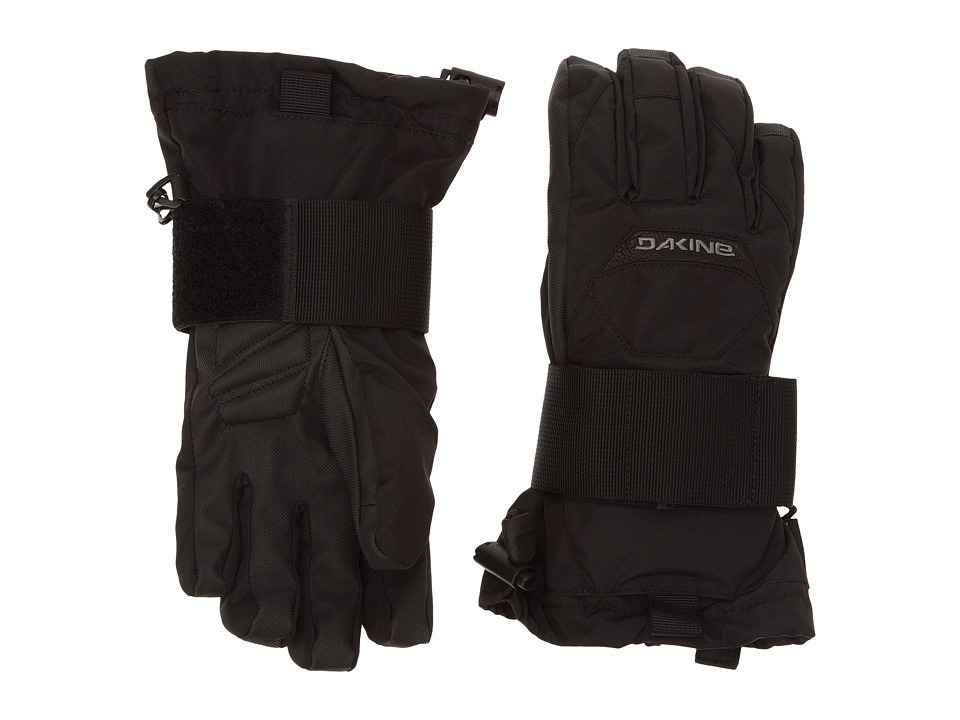Dakine - Wristguard Glove Jr (Black) Extreme Cold Weather Gloves
