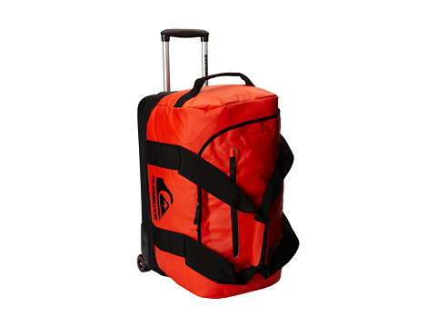 Quiksilver - Wheelie Stone Fields (Quik Red) Bags