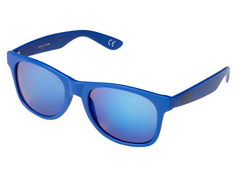 Vans - Spicoli 4 Shades (Cobalt/Mirrored Lens) Sport Sunglasses