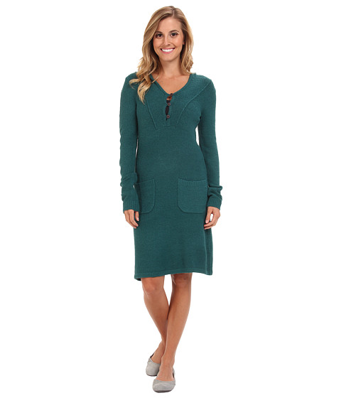 Royal Robbins - Voyager Hooded Dress (Dark Borealis) Women's Dress