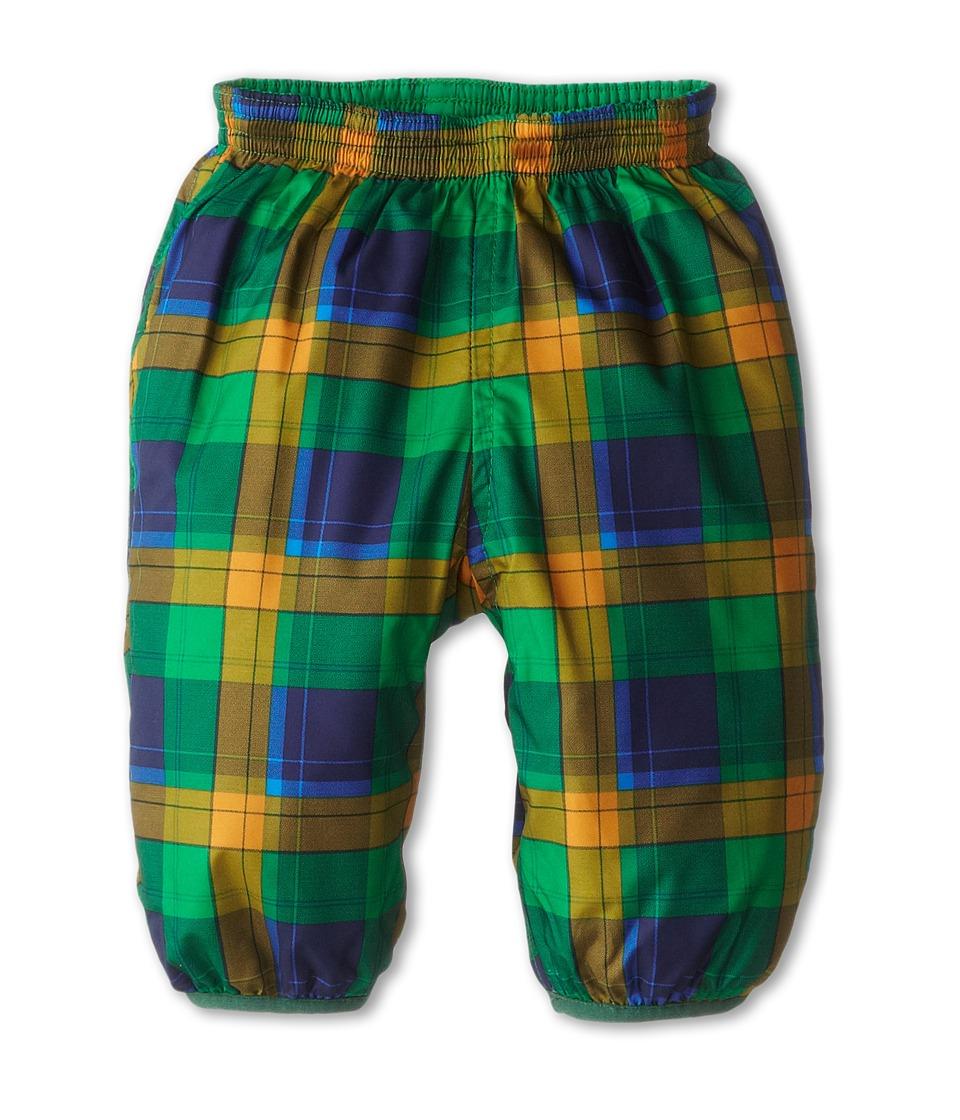 Patagonia Kids - Baby Reversible Puff-Ball Pants (Mini Dapper Dan: Tumble Green) Girl's Outerwear