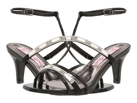 2 Lips Too - Too Escape (Black) High Heels