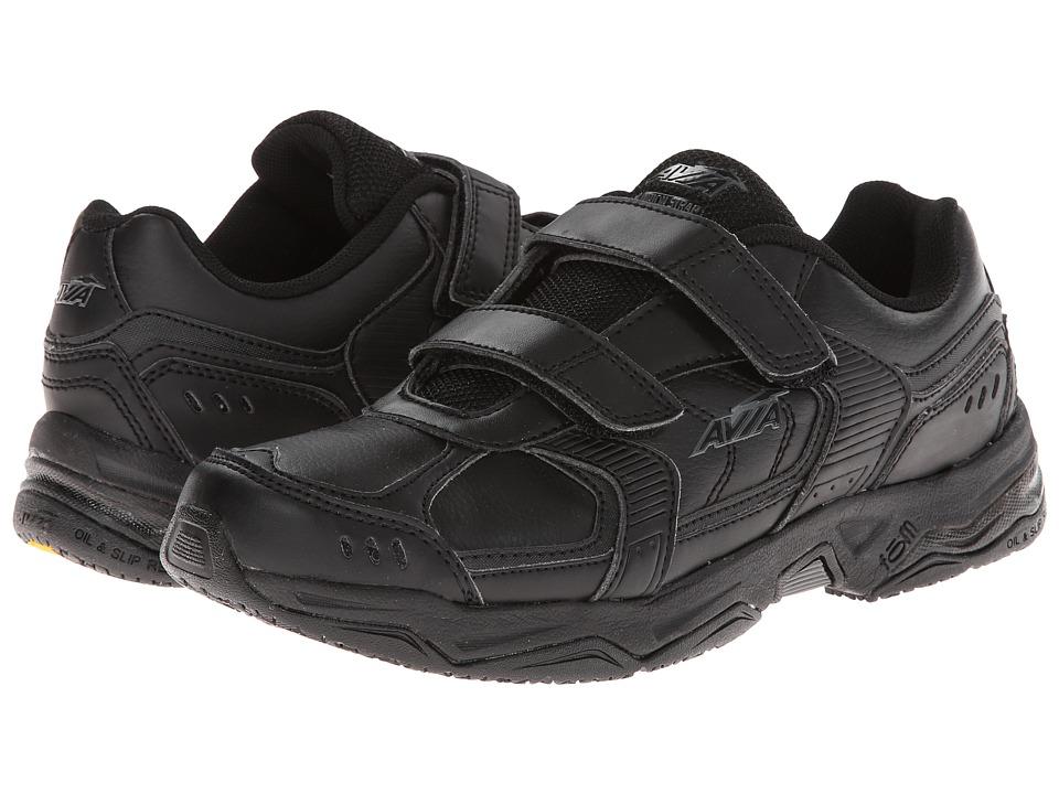 Avia - Avi-Union Strap (Black/Iron Grey) Women's Shoes