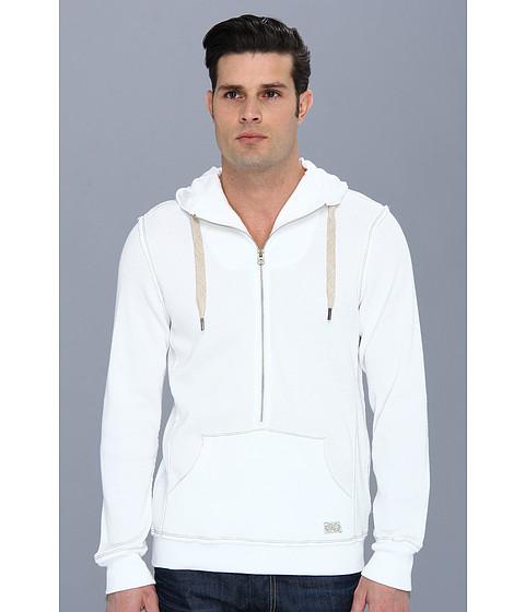 Diesel - Simbol Hoodie (White) Men's Sweatshirt
