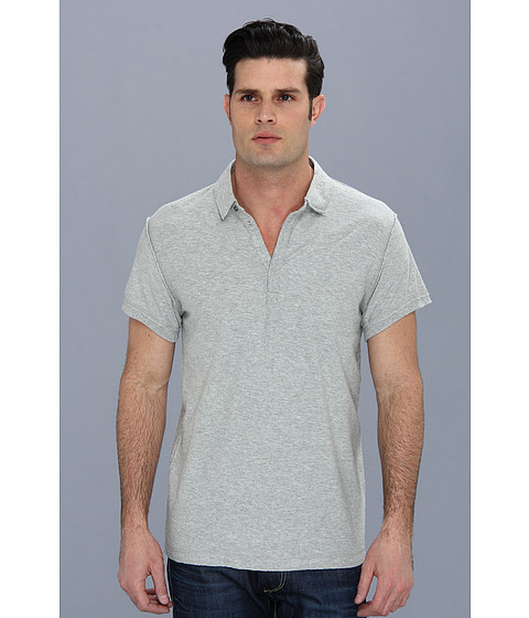Diesel - T-Adelita Polo (Heather) Men's Short Sleeve Pullover