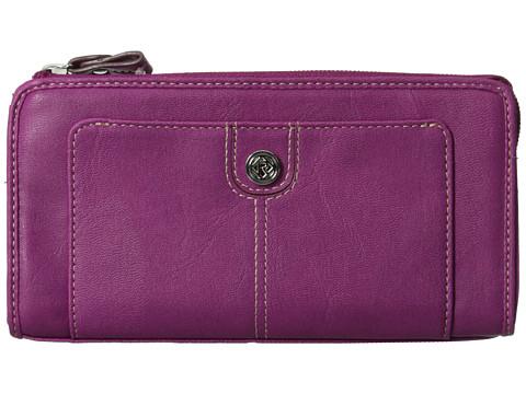 Relic - Bleeker Checkbook (Fuchsia) Checkbook Wallet