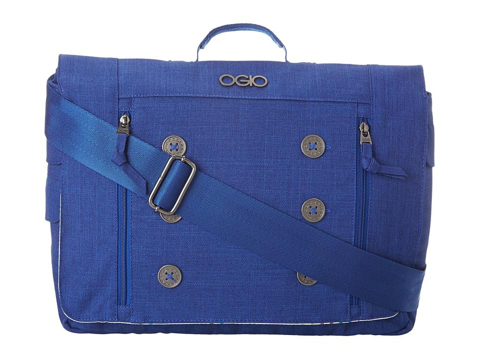 OGIO - Midtown Messenger (Cobalt/Cobalt/Academy) Messenger Bags