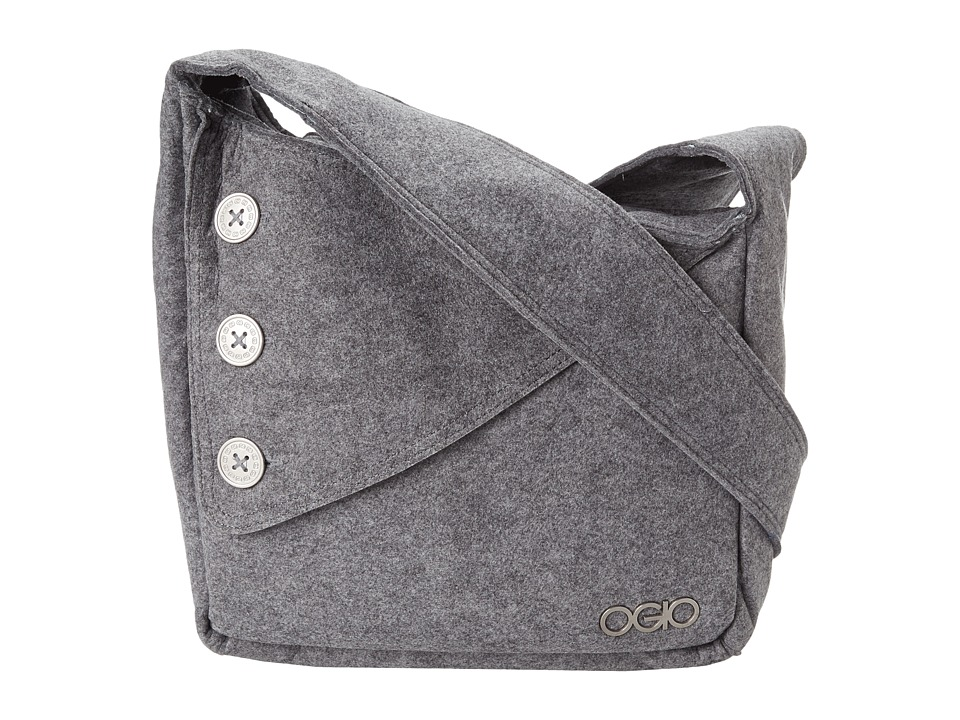OGIO - Brooklyn Purse (Light Gray Felt) Bags