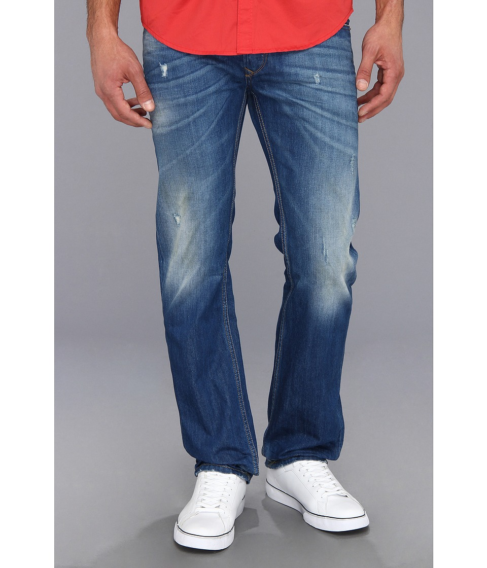 Diesel - Waykee Straight 823U (Denim) Men