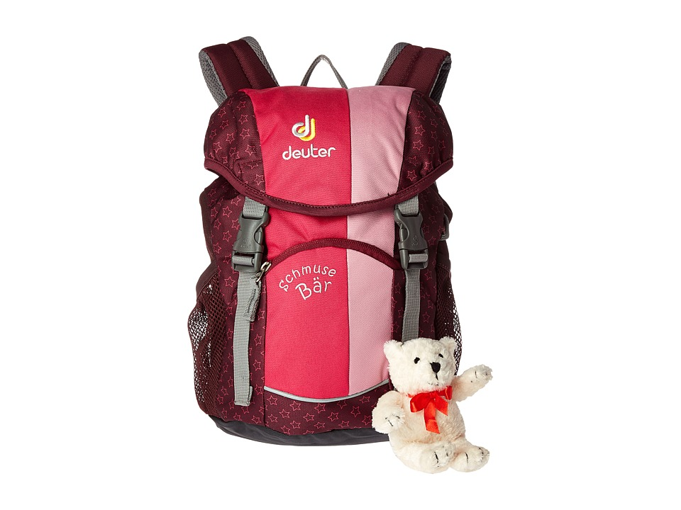 Deuter - Schmusebar (Pink) Backpack Bags