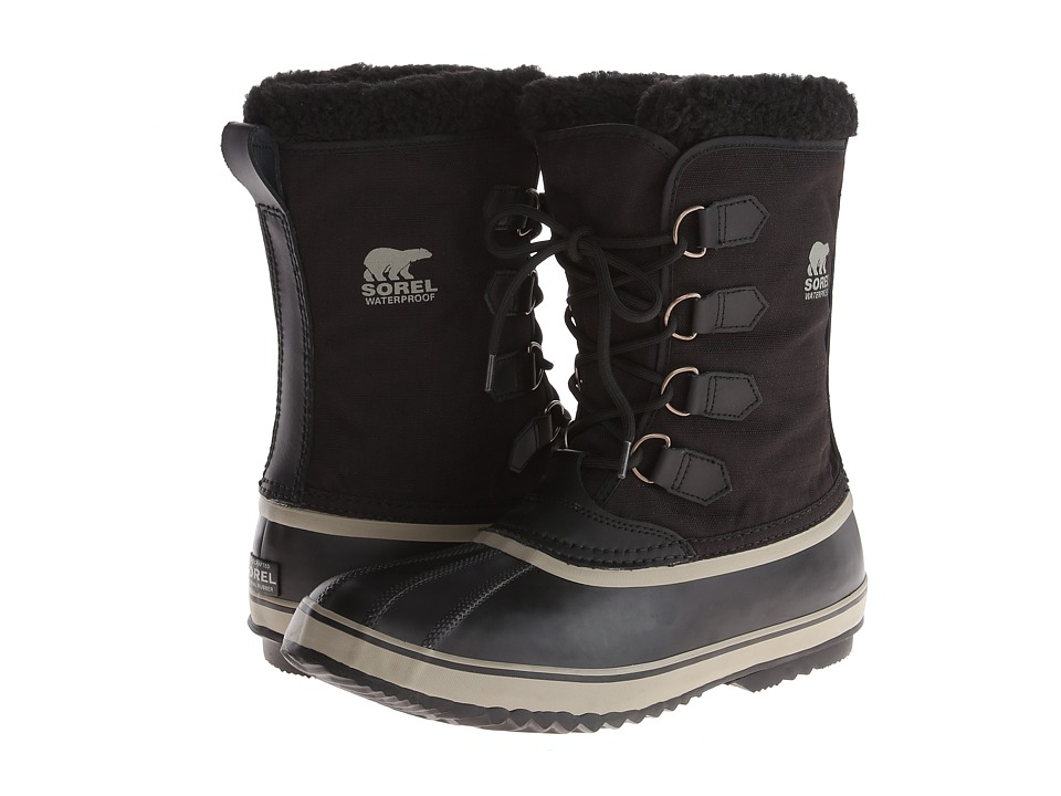 SOREL - 1964 Pac Nylon (Black Tusk) Men