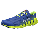 Reebok Zigtech Big Fast (Impact Blue/Solar Yellow/Team Dark Royal/White) Men's Running Shoes