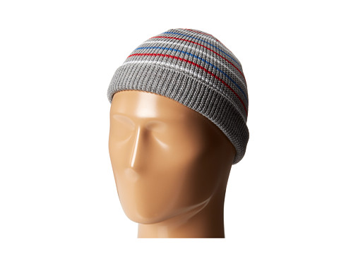 Vans - Mismoedig Beanie (Big Kids) (Heather Multi Stripe) Beanies